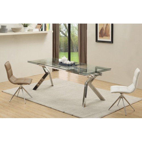 Table de repas Design extensible CHROMATO