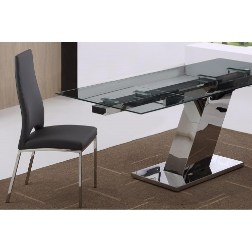Table de repas Design extensible AZZURA