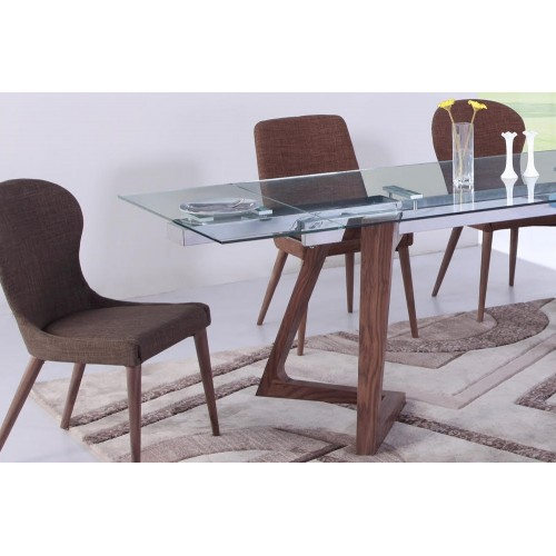 Table de repas Design extensible BELLAGIO