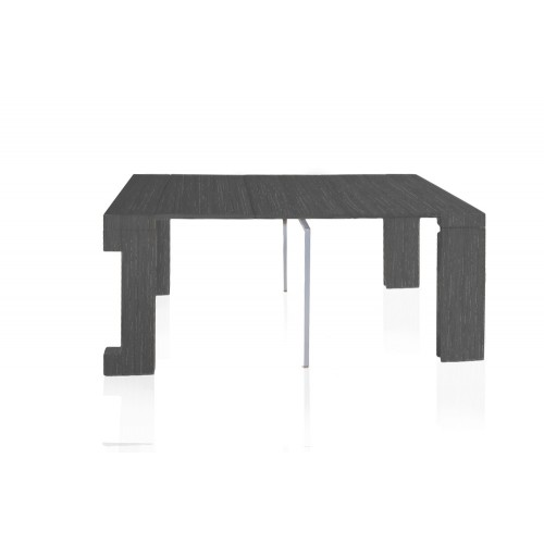 Table Console Extensible Milano Chêne clair